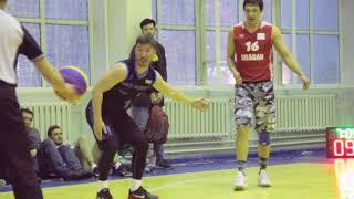 финал Чемпионата Казахстана по баскетболу 3х3