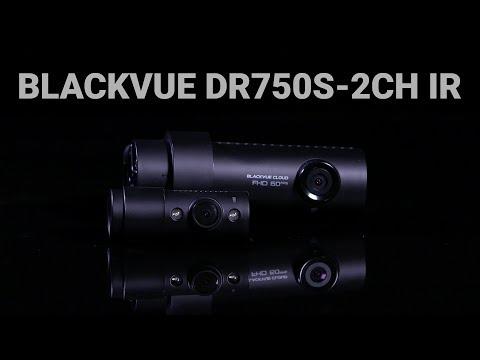 BlackVue DR750S-2CH IR Promo Video