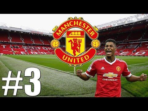 FIFA 18   Manchester United   Rashford Na Odchodu!?   PART 3   Xbox One   CZ/SK