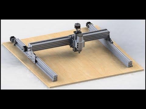 DIY CNC Homemade - Universal Gcode Sender Configuration