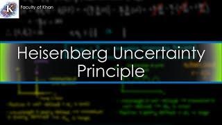 The Heisenberg Uncertainty Principle: Proof/Explanation!