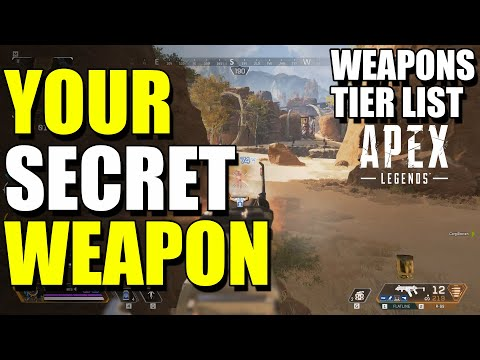 UP YOUR GAME - TTK Calculator, DETAILED Weapons Analysis & The TRUE Tier List in Apex Legends
