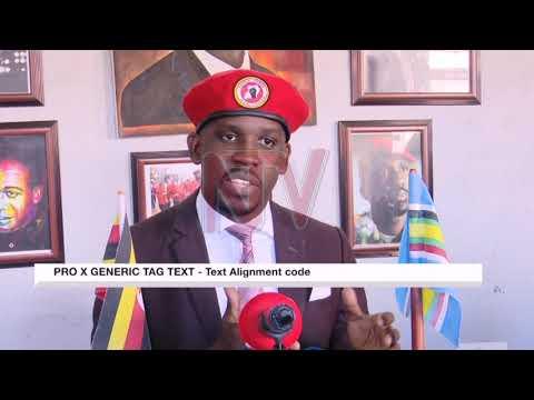 Bobi Wine awandiikidde akakiiko k'ebyokulonda