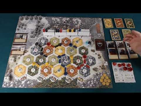Pit Stop: Game of Thrones Catan