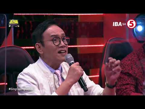 [TV5]  Sing Galing Highlights   Learn from Jukeboss Sing-nior Hitmaker Rey Valera!