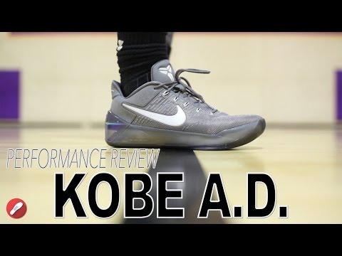 Nike Kobe A.D. Performance Review!