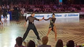 Khisamutdinov - Patrushev - Sizov Paso Final Kremlin Cup Amateur Latin