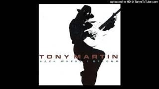 Tony Martin: Back Where I Belong