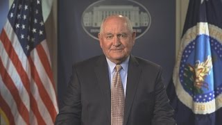 ICYMI  Secretary Perdue Announces Creation of Undersecretary for Trade and USDA