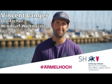 Vincent Langer zur Corona-Schutzimpfung