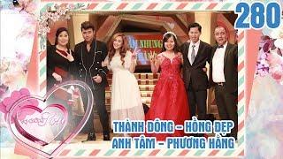 VỢ CHỒNG SON | VCS #280 UNCUT | Anh Tâm mất hết show từ khi công khai yêu Phương Hằng GẠO NẾP GẠO TẺ