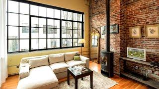 Industrial Living Room (Part 1) 35 Interior Design Ideas