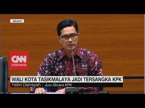Budi Budiman, Wali Kota Tasikmalaya Resmi Jadi Tersangka KPK Kasus Suap DAK
