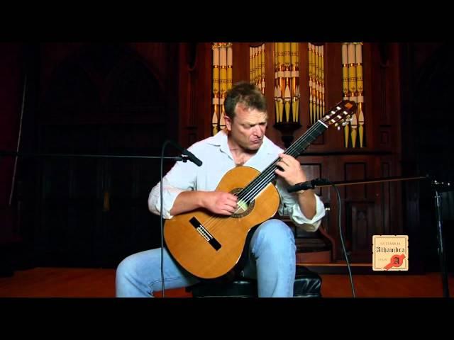 "Philippe Bertaud Plays his composition ""Latine"""
