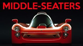 7 Road Cars With A Middle Driver Seat
