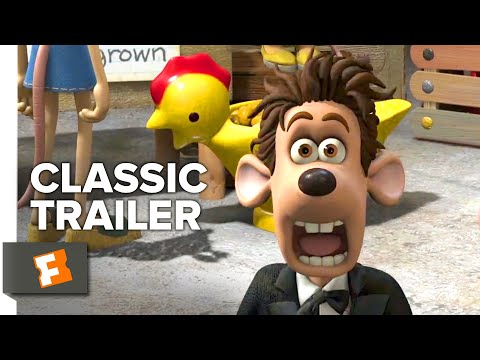 Flushed Away (2006) Trailer #1   Movieclips Classic Trailers