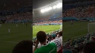 Чемпионат мира по футболу 2018 год Иран-Пориугалия Саранск Мордовия арена