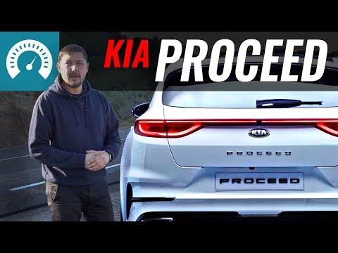 Kia  Proseed Универсал класса C - тест-драйв 2