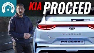 KIA ProCeed: гольфу GTI пора на покой? Обзор ProCeed GT