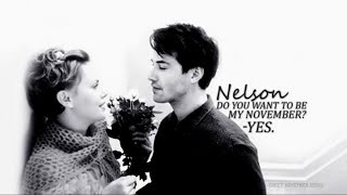 Sweet November || Nelson & Sara ♡