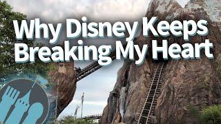 Why Disney Keeps Breaking My Heart