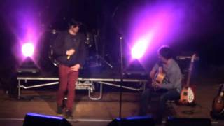 Tim Burgess & Mark Collins 'The Blonde Waltz' Whitehaven Civic 26.03.11