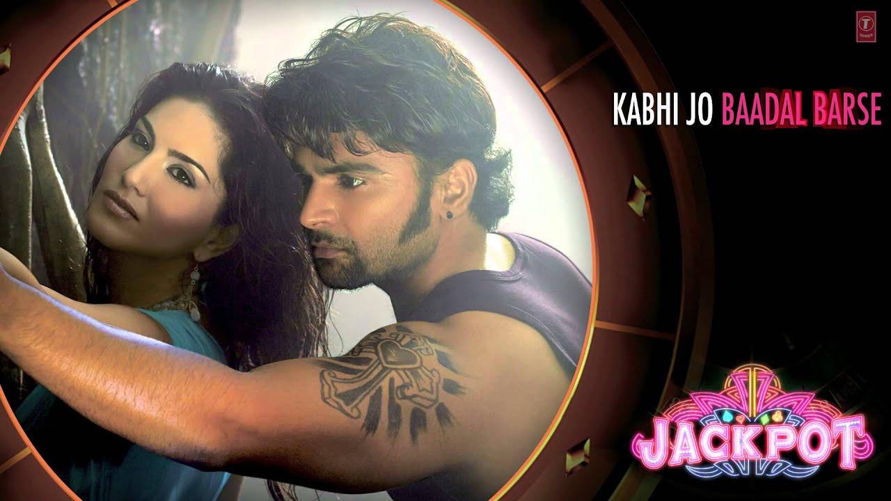 Kabhi Jo Baadal Barse Hindi lyrics
