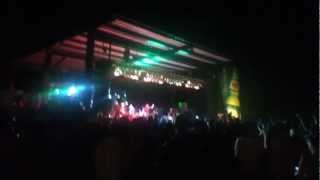 Toadies: Mister Love Live New Braunfels, Texas 9-1-2012