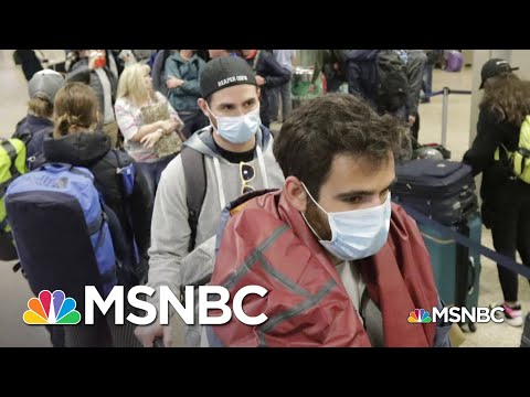 How Combating Coronavirus Myths Can Save Your Life | The Beat with Ari | MSNBC