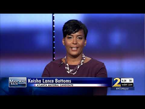 Atlanta Mayoral Debate: Intros