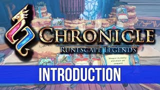 Chronicle: RuneScape Legends Introduction & First Impressions!