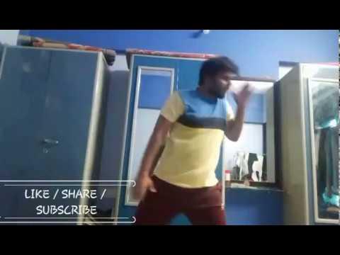 hip hop dance on bola rebola
