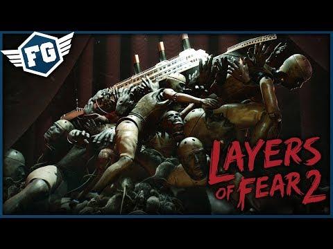 BUDEME SE BÁT? - Layers of Fear 2