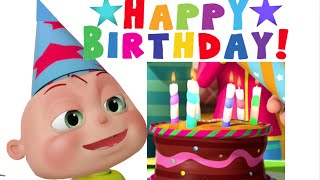 Happy Birthday Video E-Cards, Happy Birthday Song Videogyan 3D Rhymes Nursery Rhymes For Children baby cards