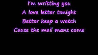 4 Page Letter   Aaliyah Lyrics