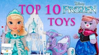 TTPM's 10 Best Frozen Toys Holiday 2014