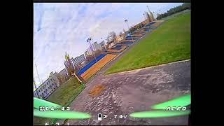 FPV racing diatone gt200 гоночный квадрокоптер Энергодар АЭС