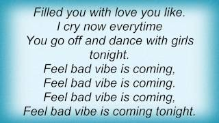 Damone - Feel Bad Vibe Lyrics
