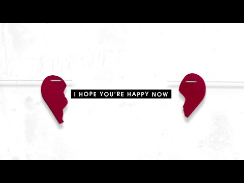 Carly Pearce, Lee Brice - I Hope You're Happy Now (Lyric Video)