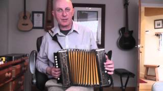 Learning To Play The Melodeon Blog 35  - Hohner 1040C - One Row Tunes