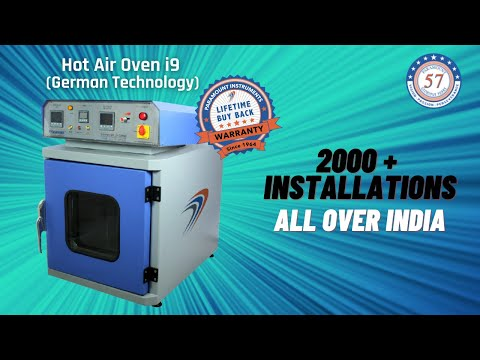 Hot Air Oven i9 (German Technology)