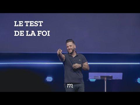 Le test de la foi