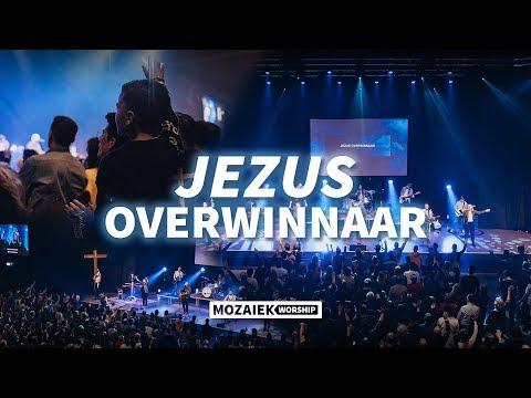 Jezus Overwinnaar - Youtube Live Worship