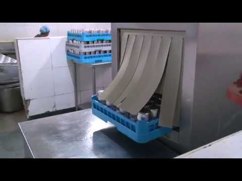 Commercial Conveyor Type Dish Washer
