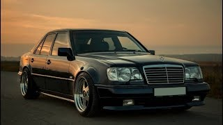 Mercedes Benz W124 500E Widebody Build Project