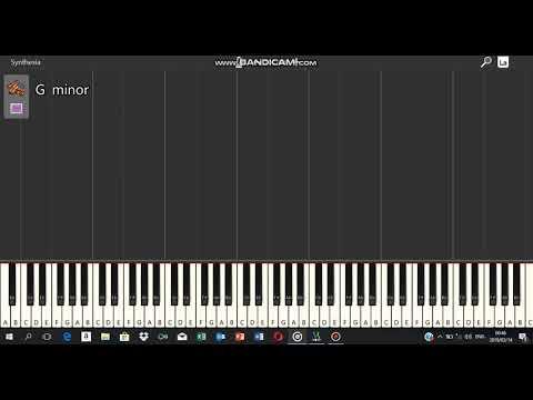 Dj ganyani ft nomcebo - emazulwini (piano cover by
