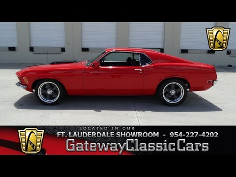 1970 Ford Mustang for Sale - CC-1000666
