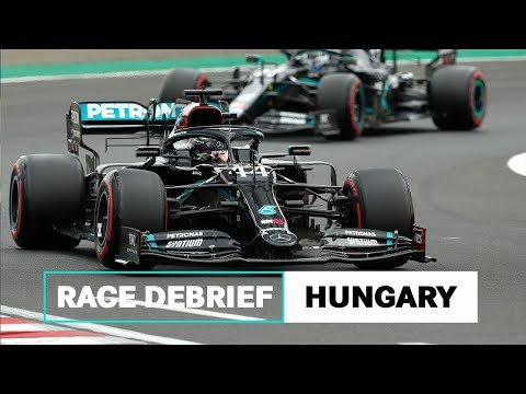 Video | Mercedes debrief after Hungarian GP