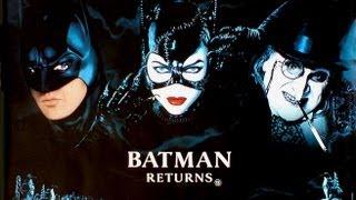 Tráiler Español Batman Returns
