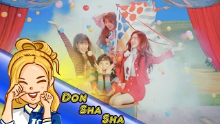 Red Velvet - Lookie (Parodia de Rookie)